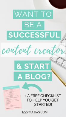 There are many bloggers, vloggers and content creators. So how do you become a successful content creator and start a blog? Find out how with this series #startablog #bloggingtips