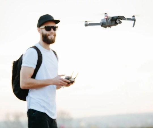Drony dla profesjonalistów