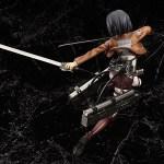 Mikasa Ackerman Attack on Titan Complete figure / Вторжение гигантов Микаса фигурка 2