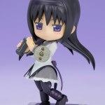 Cu-poche — Puella Magi Madoka Magica the Movie: Homura Akemi Posable Figure / Девочка-волшебница Мадока Хомура Акэми 10
