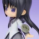 Cu-poche — Puella Magi Madoka Magica the Movie: Homura Akemi Posable Figure / Девочка-волшебница Мадока Хомура Акэми 11