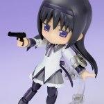 Cu-poche — Puella Magi Madoka Magica the Movie: Homura Akemi Posable Figure / Девочка-волшебница Мадока Хомура Акэми 14