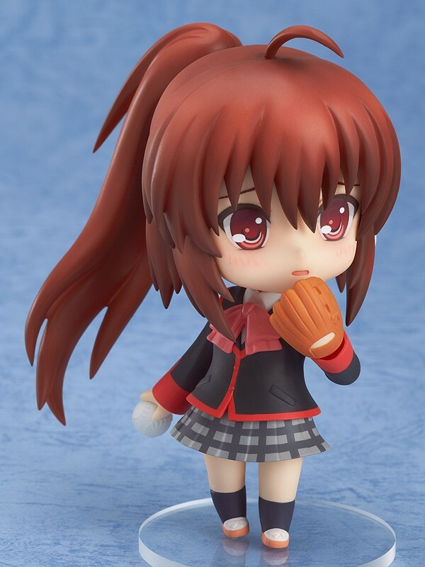 Nendoroid 318. Rin Natsume [Little Busters!]