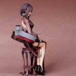Senkan Shoujo R — Light Cruiser Yi Xian — 1/7 Complete Figure 2