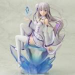 Re:Zero kara Hajimeru Isekai Seikatsu — Emilia [1/8 Complete Figure] 3