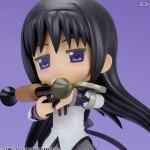 Cu-poche — Puella Magi Madoka Magica the Movie: Homura Akemi Posable Figure / Девочка-волшебница Мадока Хомура Акэми 21