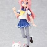 Figma 046. Miyuki Takara: Summer Uniform ver. Lucky Star / Счастливая звезда Miyuki Takara фигурка