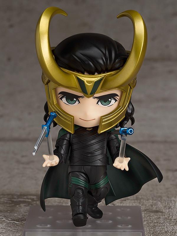 Nendoroid 866 Loki: Thor Battle Royal Edition