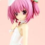 Tomoka Minato - RO-KYU-BU! SS - Kuro Usagi-san White Ver. [1/7 Complete Figure]