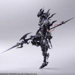 Bring Art: Estinien Action Figure — Final Fantasy XIV 4