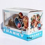 One Piece — Franky Two Years Later New World / Ван Пис — Фрэнки фигурка 4