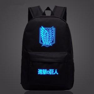 Attack on Titan Bag / Вторжение гигантов / Атака титанов Сумка (Рюкзак) - 7 расцветок