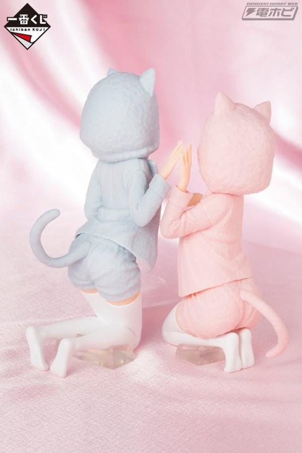 Rem & Ram Nyanko Mode ver. - Re:ZERO Complete Figure