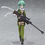 Sword Art Online II Sinon figma 241 / Мастера меча онлайн Синон аниме фигурка 6