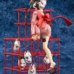 Tsukihi Araragi Nisemonogatari (Bakemonogatari) 1/8 Complete Figure / Истории монстров фигурка Цукихи Арараги 7
