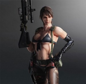 Quiet - Metal Gear Solid V: The Phantom Pain. [Complete Figure]