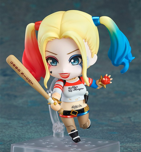 Nendoroid 672. Harley Quinn: Suicide Edition Suicide Squad / Отряд самоубийц Харли Квинн