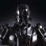 Play Arts Darth Vader — Star Wars / Дарт Вейдер фигурка персонажа Звездные войны 6
