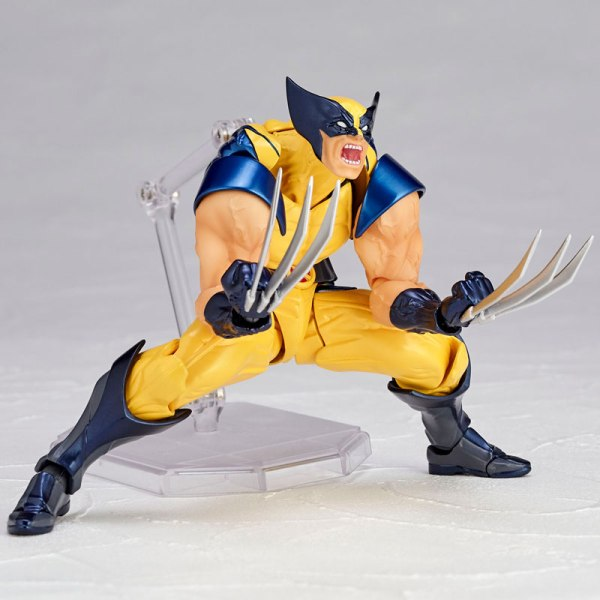Wolverine (Росомаха) Люди Икс - X-Men / Amazing Yamaguchi No.005