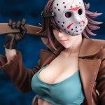 Jason Voorhees Second Edition Complete Figure HORROR BISHOUJO — Freddy vs