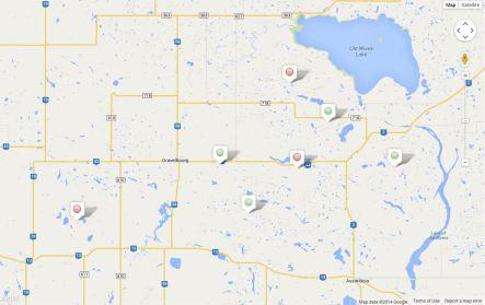 Map - July 24