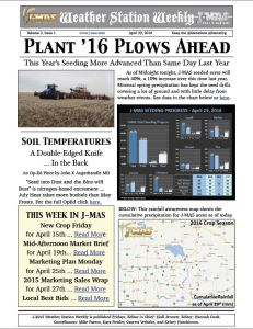 Weather Station Weekly 2.1