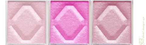 パーソナルカラー夏サマーのピンクシャドウ