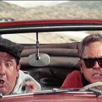 Buddy Hackett and Mickey Rooney