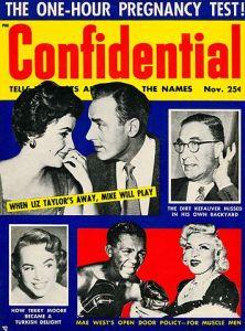 Confidential magazine, November 1955