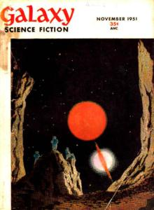Galaxy Science Fiction, November 1951