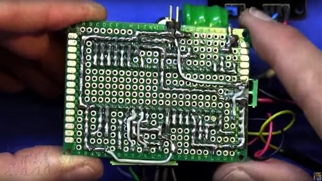 Circuito impreso universal