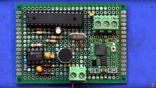 CPU: Vúmetro RGB