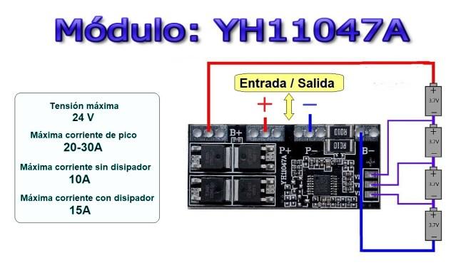 Módilo: YH11047A