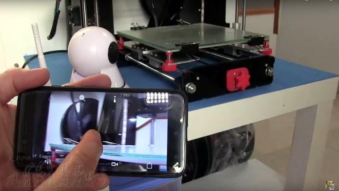 Control de impresión remoto