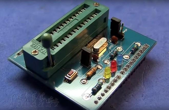 Shield programador ISP