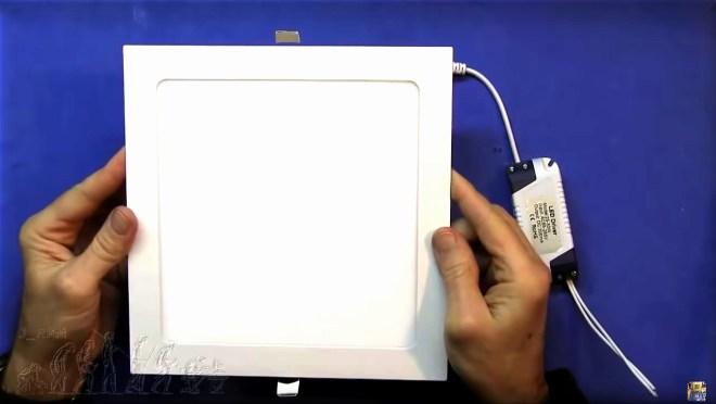 Panel LED - 25W