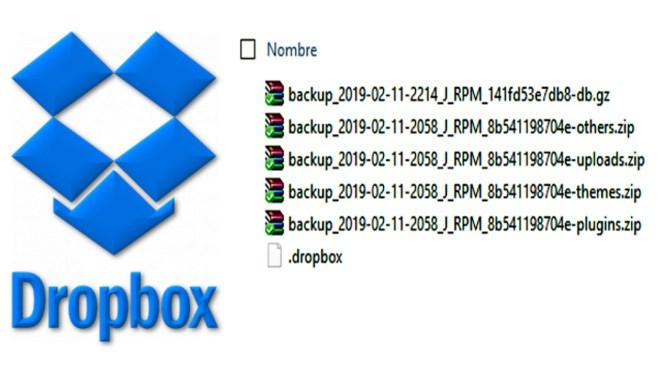 Archivos backup