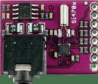 PCB: SI4703