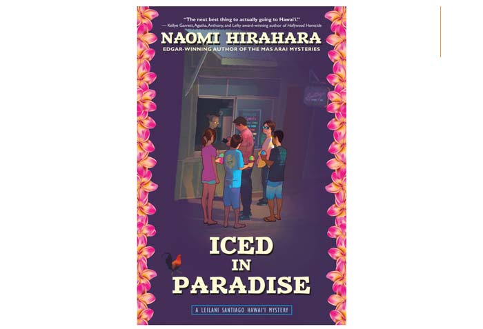 Iced in Paradise: a new mystery series by Naomi Hirahara | J-Sei