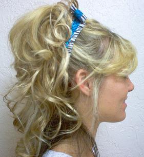 Long prom hair styles