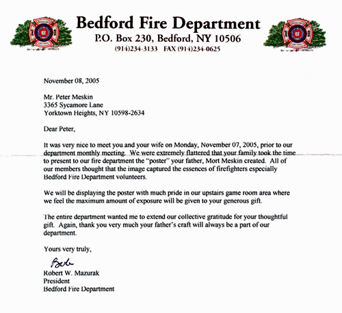 Firefighter Cover Letter Exles For Emergency Services Livecareer Police Chief