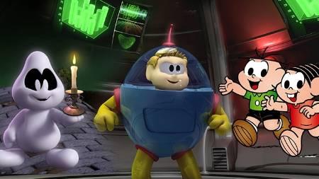 Penadinho, Astronauta e Turma da Mônica: em breve todos terão games próprios