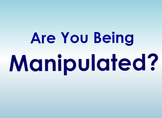 Are you Being Manipulated? – JohnHigginbotham.com