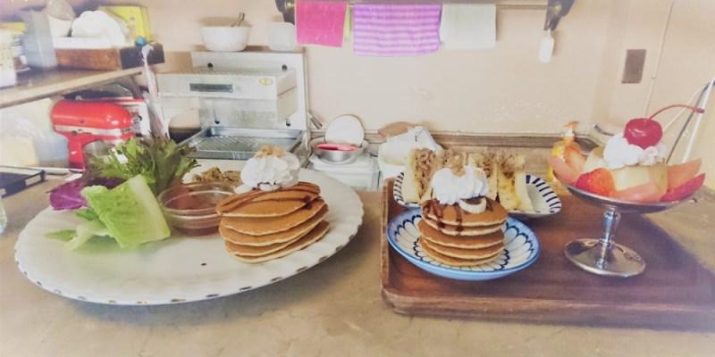 台南中西區美食︱位置小小很有復古氛圍,食物也美味的『鹿早茶屋』(暫停營業)