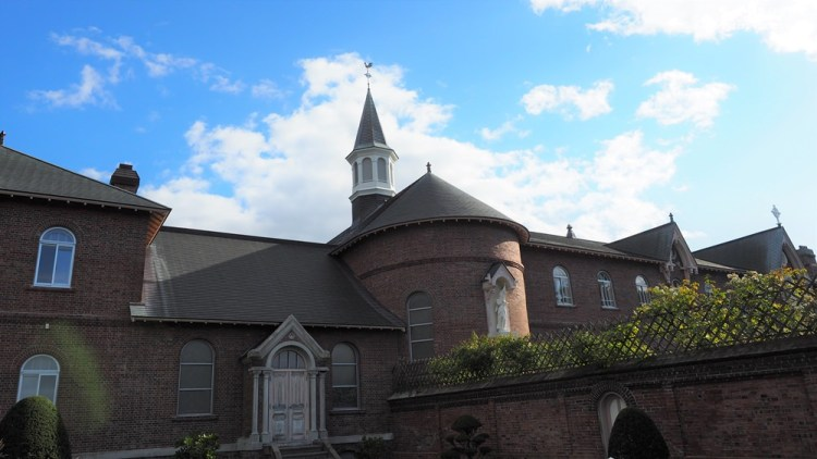北海道景點︱歐洲中世紀 紅磚建築 嚴規熙篤會天使的聖母特拉普派修道院