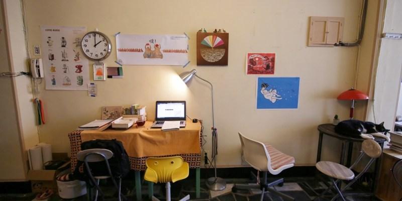台南美食︱隱藏在公寓裡的咖啡店 天天發 Coffee Studio  (結束營業)