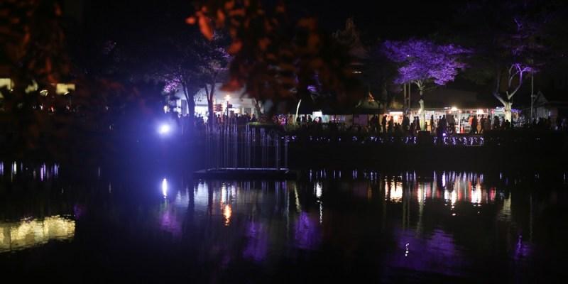 台南景點︱2020月津港燈節 主題海市蜃樓加入AR虛擬實境 科技互動場景、藝術裝置美景、表演活動 新穎有趣