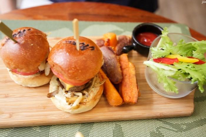 台南美食︱新鮮手作早午餐 Mmm Brunch 漢堡/三明治/沙拉/點心/配菜/咖啡/飲品