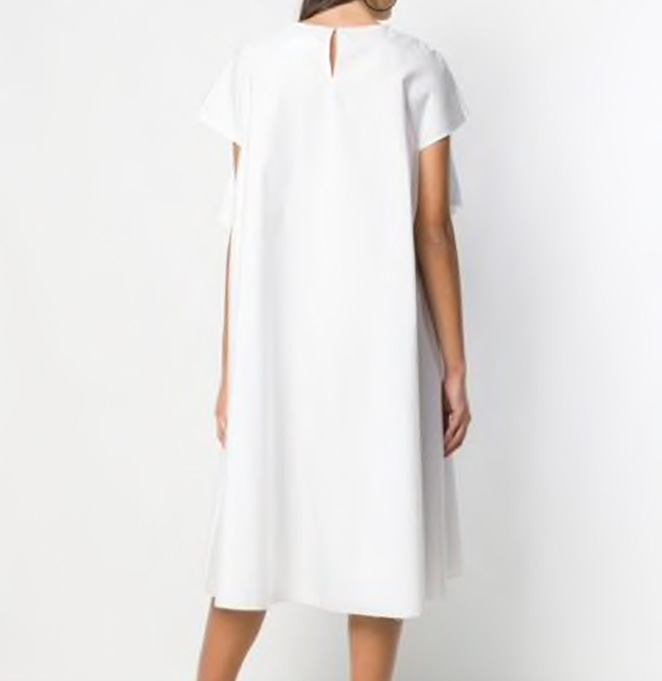 D?CORTIQU? ASYMMETRIC DRESS
