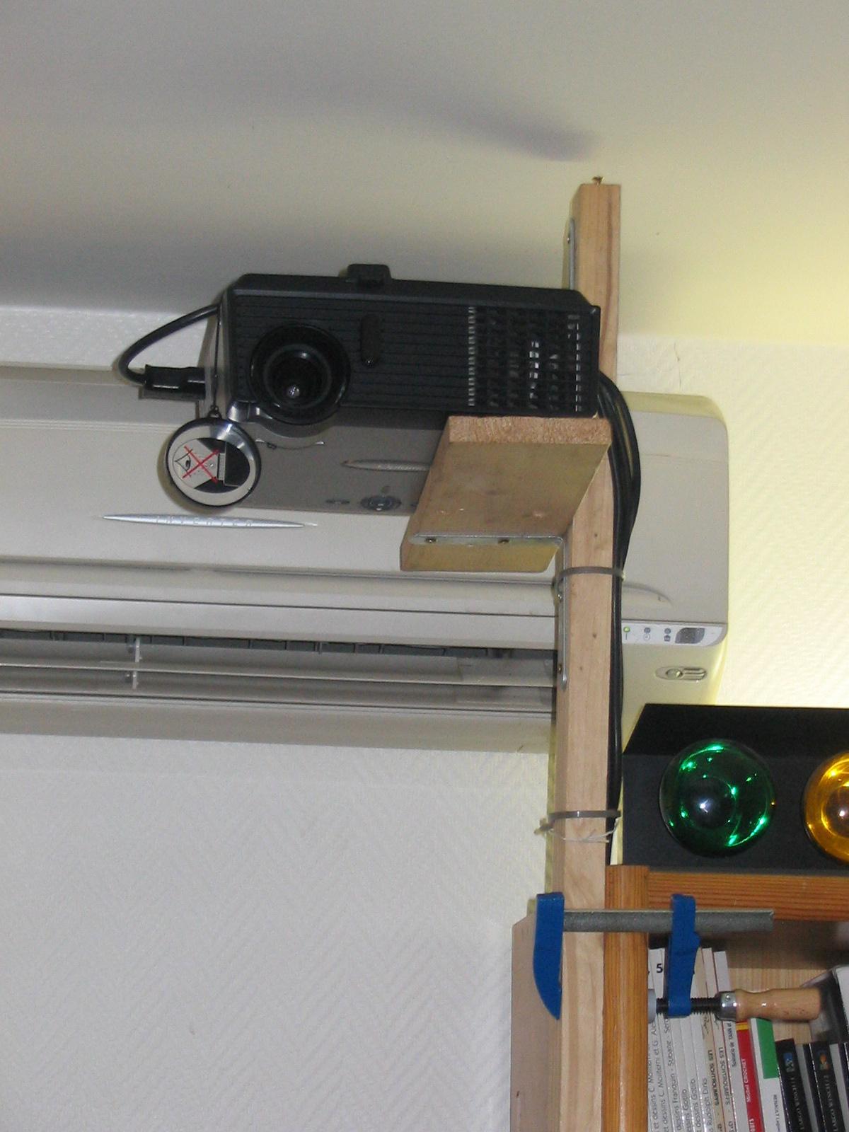 fixation video projecteur j2c org